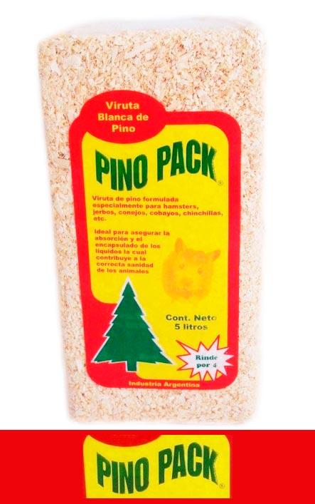 viruta prensada de pino
